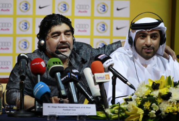 <!--:en-->Wondering how's Maradona doing in UAE?<!--:-->