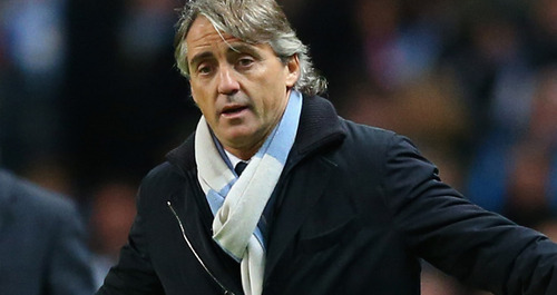 Mancini cannot seem to find a way to break down teams in Europe.