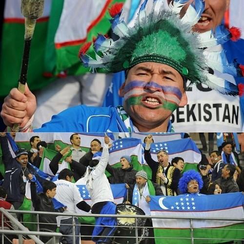 Uzbekistan football