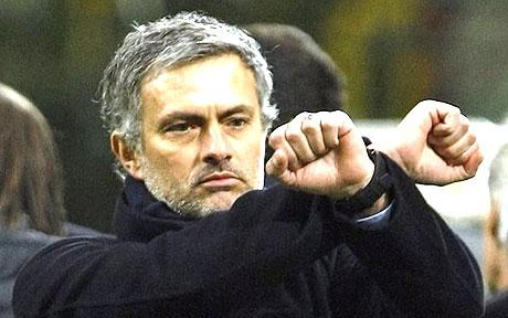 Mourinho - known for his mind games