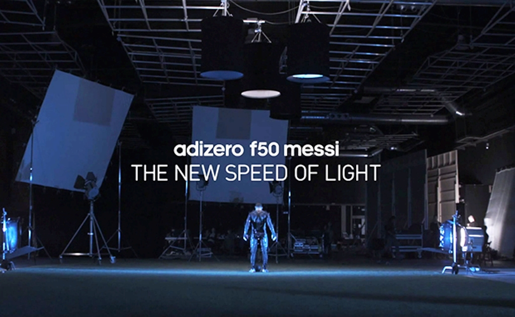 Messi And Adidas Light It Up For The Adizero F50