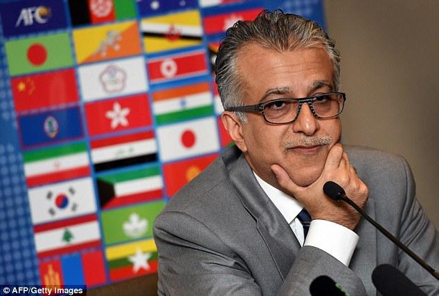 Shaikh Salman Asia