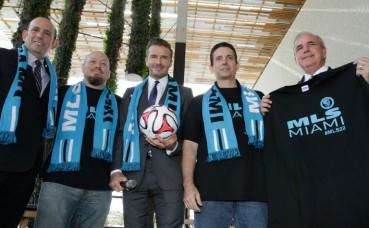 David Beckham And His Potential Qatari Backers