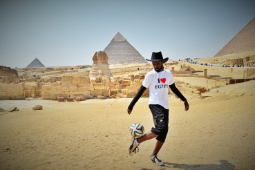Abdullah Emad – The First Freestyler from Sudan