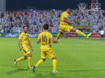 تصنيف القوى لدوري الخليج العربي، الأسبوع ٧: الوصل يلعب كما لعب الجزيرة الموسم الماضي. ويتربع على عرش الصدارة
