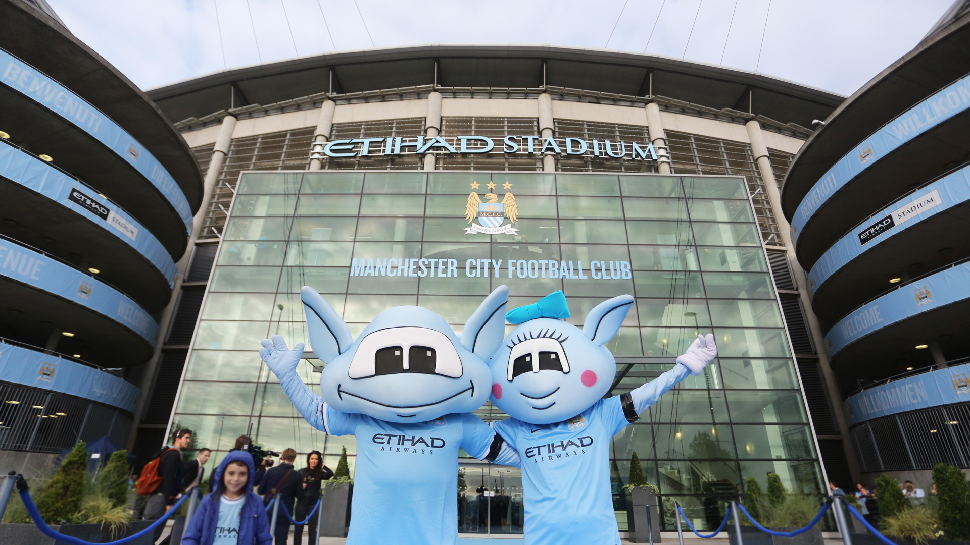 Manchester City show how football clubs' investment can boost local economies